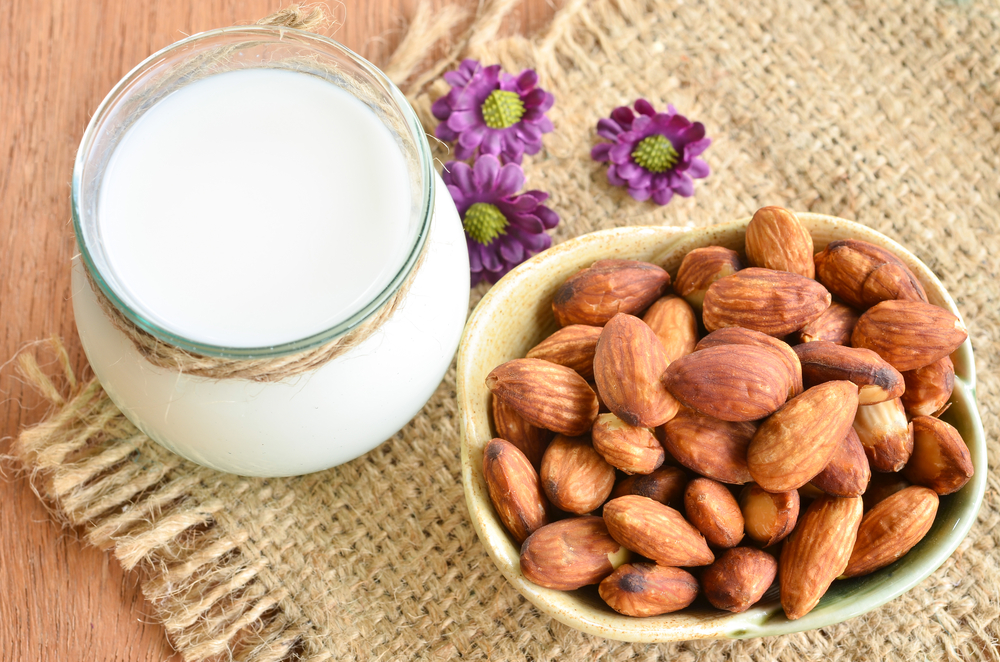 Milk Buying Guide Almonds