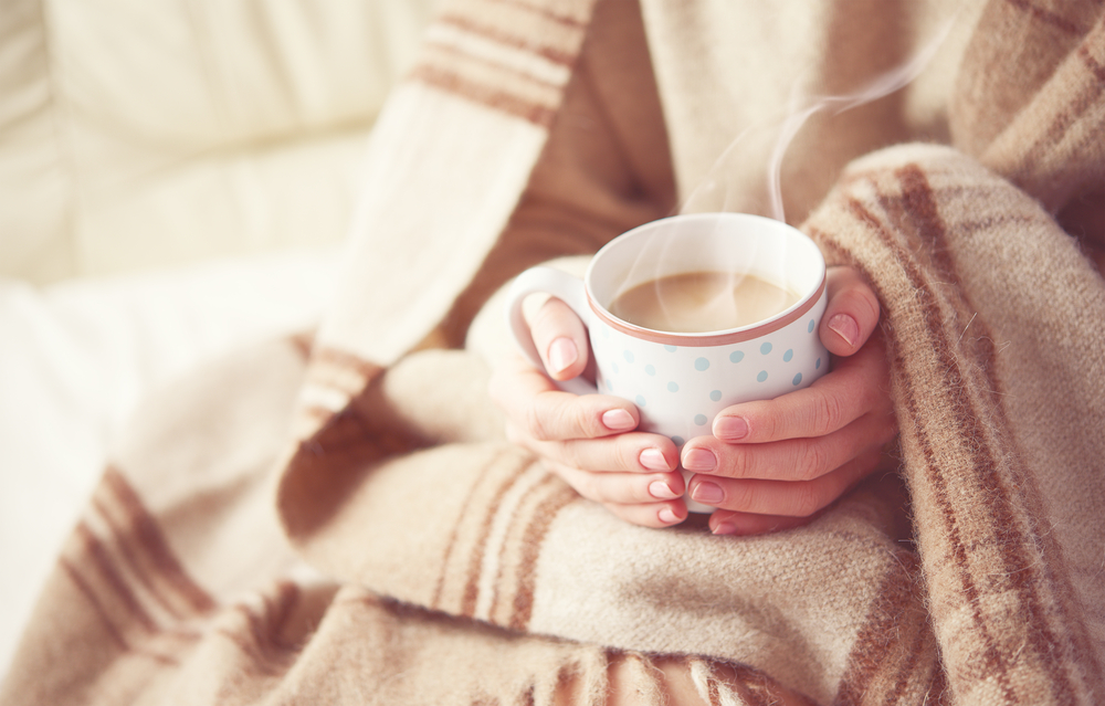 tea blanket