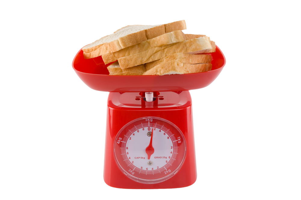 bread scale